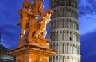 Tower of Pisa at Dawn – Photo Essay