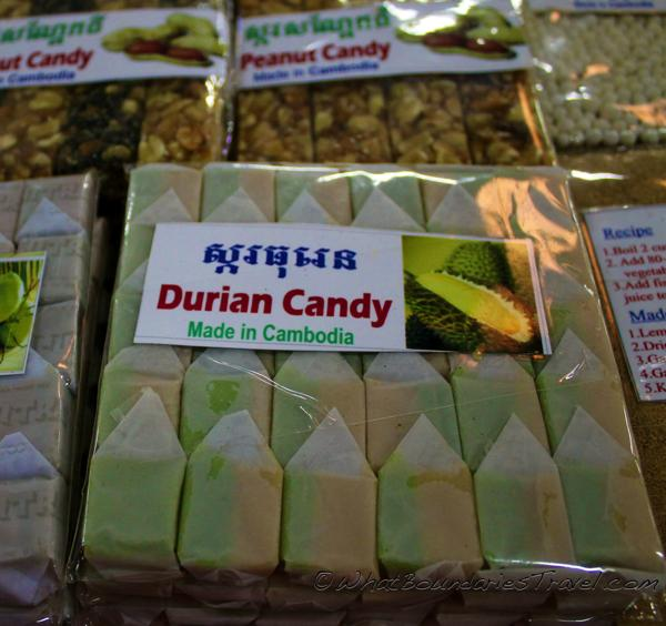 Not Sure About Durian Candy!