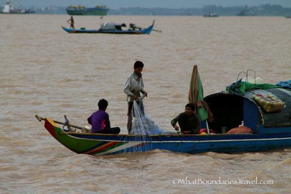 Mekong River Life