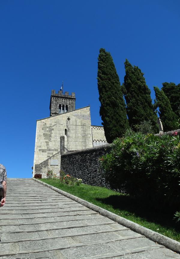 Barga Il Duomo
