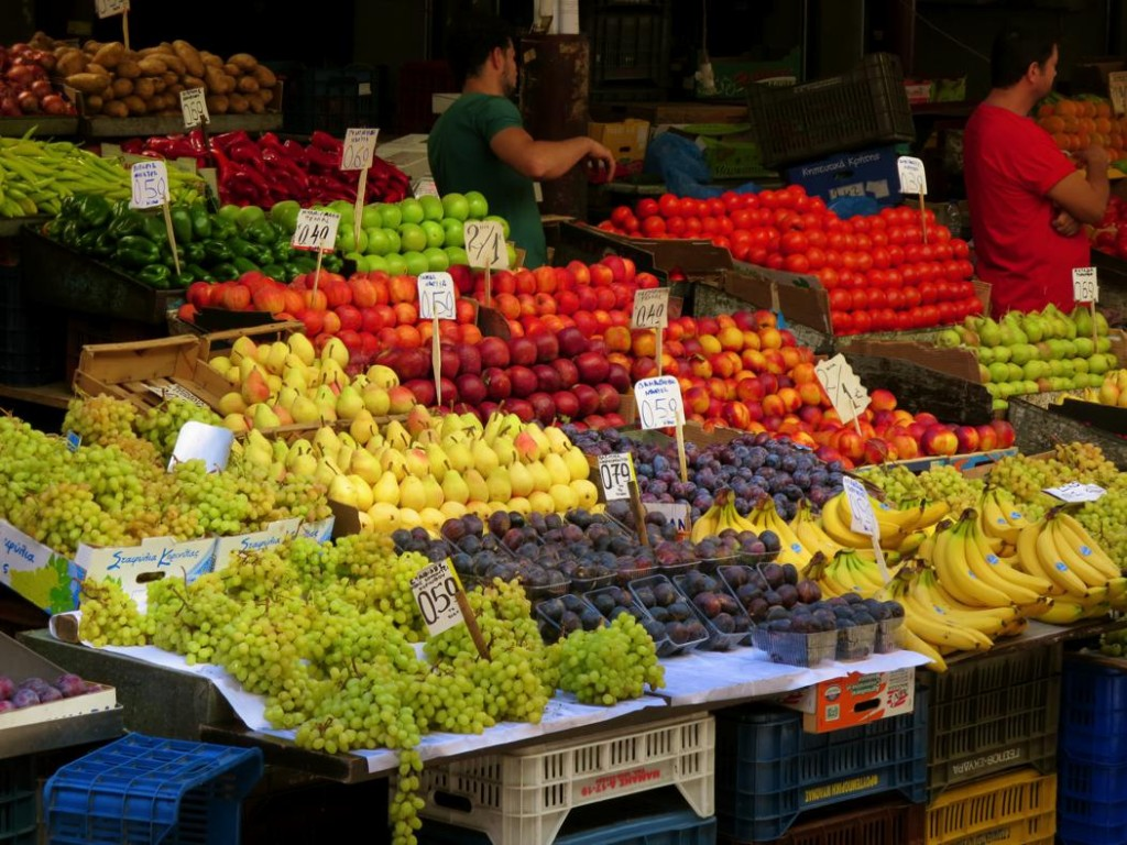 Central Market of Athens