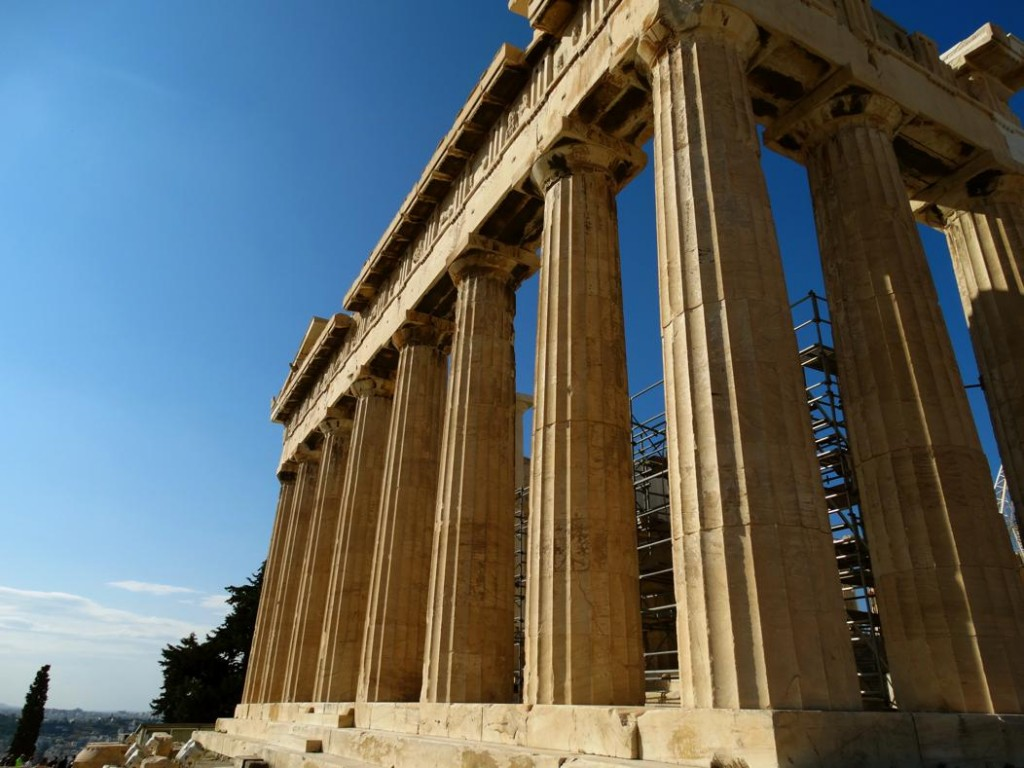 Most visited archeological site in the world