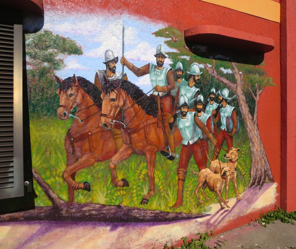 Punta gorda murals history comes alive for Mural history