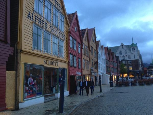 Visit Bergen Norway