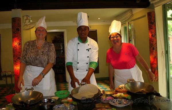 Chefs in Training!
