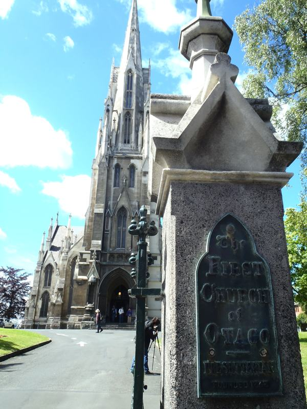 First Church of Otago