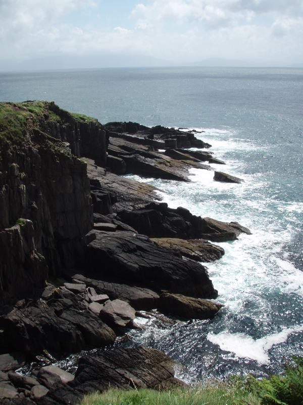 Such Beauty, Even with a Rugged Ireland Coast