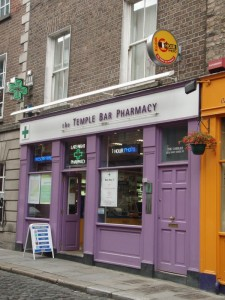 Temple Bar Pharmacy