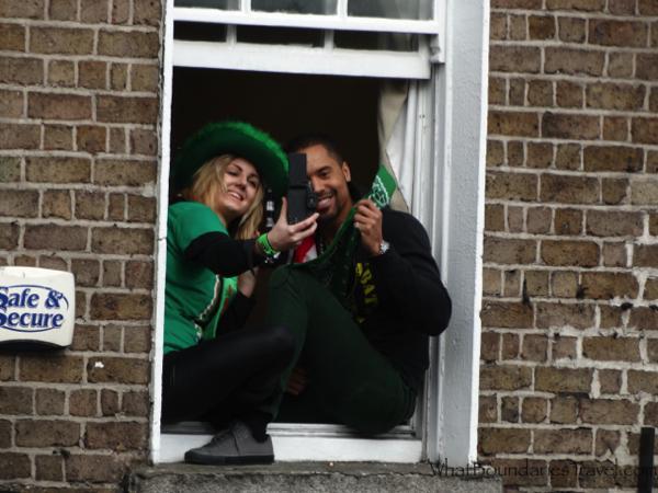 Dublin Selfi