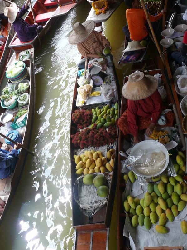FloatingMarketPapaya