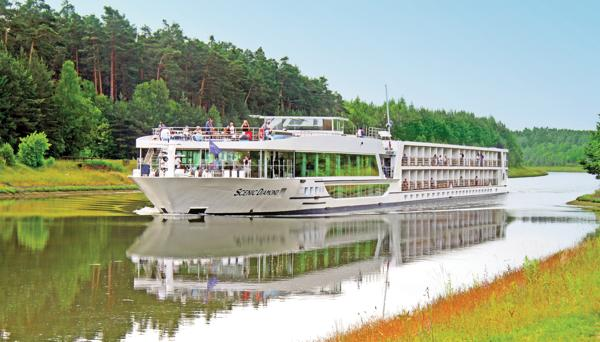 © Photo Provided by Scenic Cruises