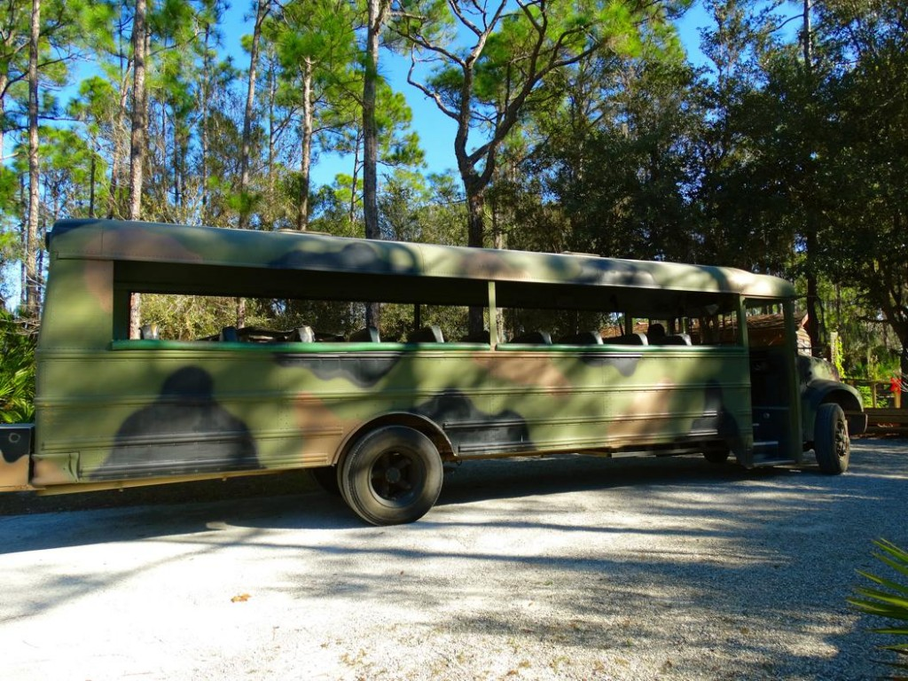 babcock ranch eco tour bus