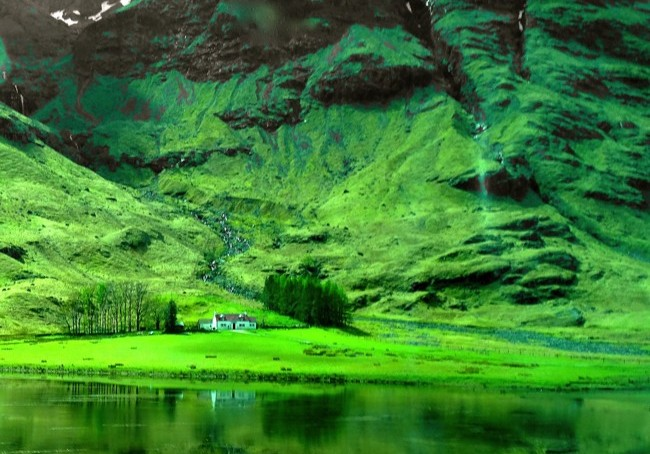 Glencoe Scotland - beautiful Glen with a tragic history