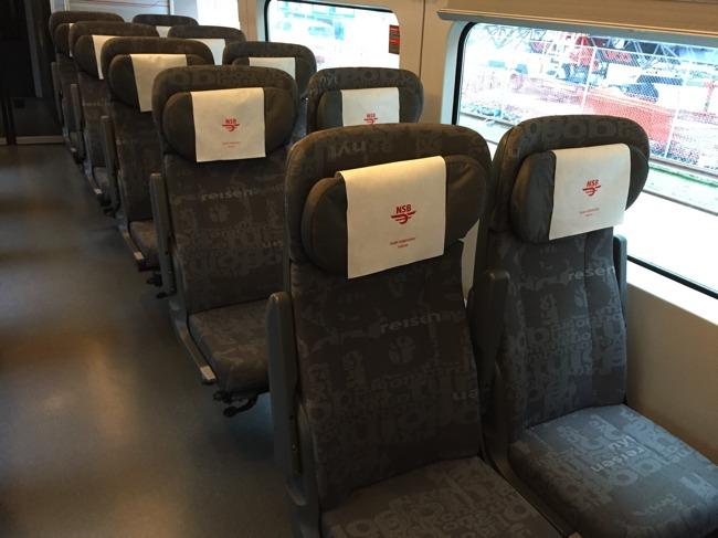 NSB Standard Seats