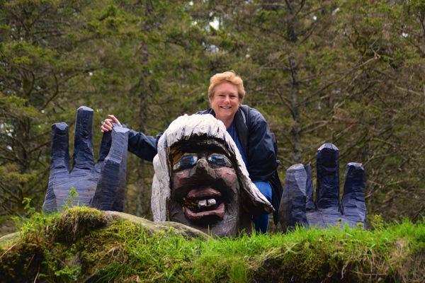 Visit Bergen for Trolls