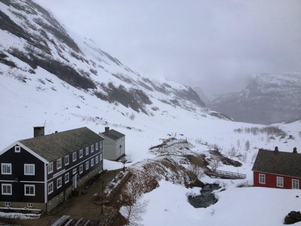 scenic bergen railway