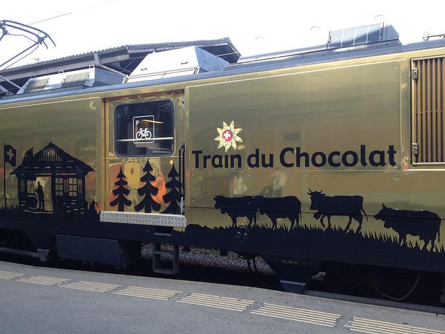 Train belgium to switzerland