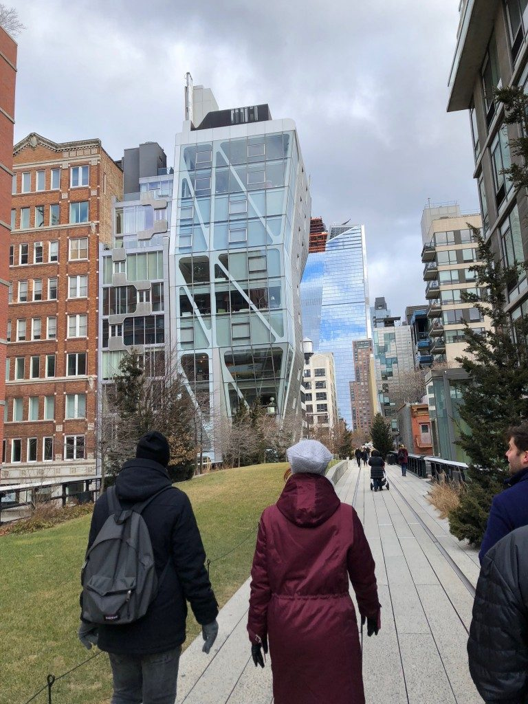 High Line & Chelsea Market with Urban Adventures > What Boundaries