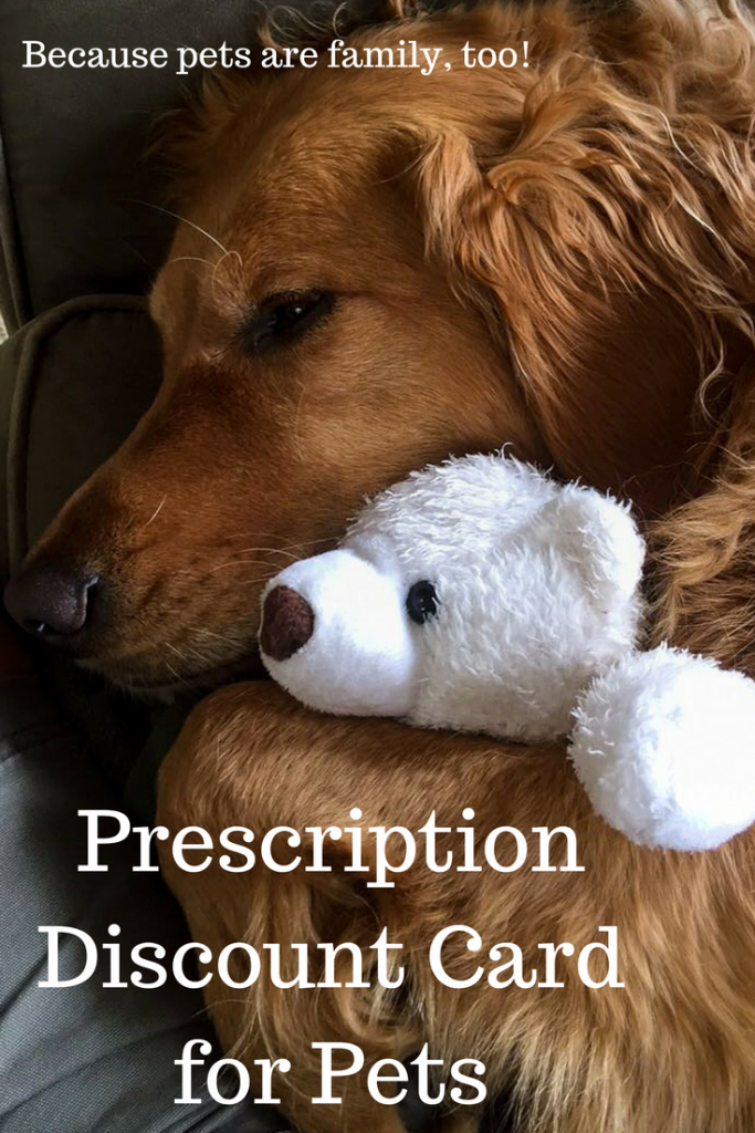 Pet Prescription Discount Card