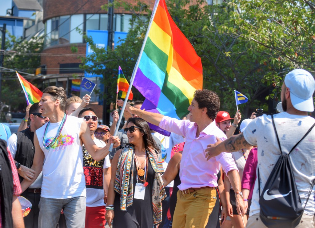 Vancouver Gay Pride Parade