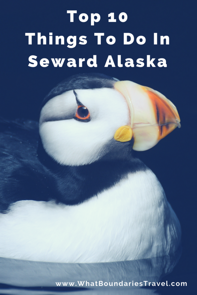 Top 10 Things To Do In Seward Alaska