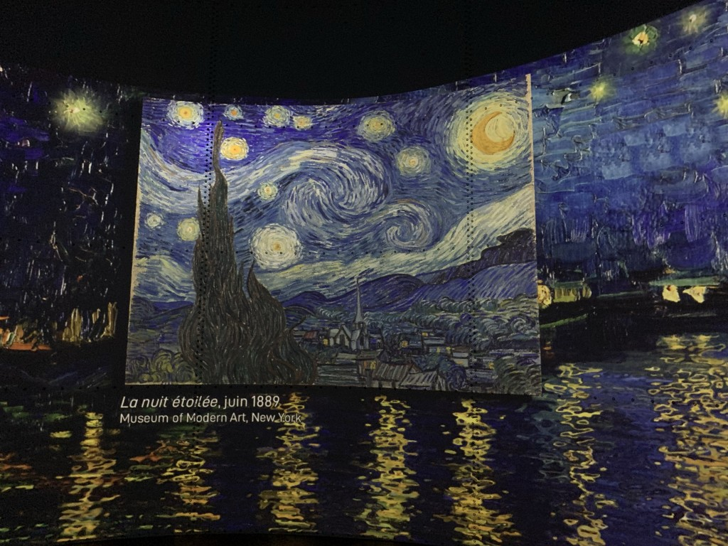 Van Gogh Starry Night Paris