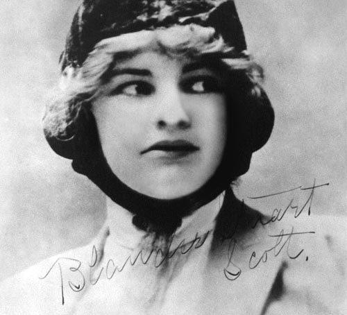 Blanche Stuart Scott